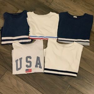 Brandy Melville T-shirt Collection